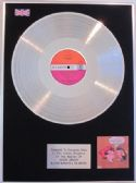 CLYDE McPHATTER & DRIFTERS-Platinum Disc LP-GOOD GRAVY